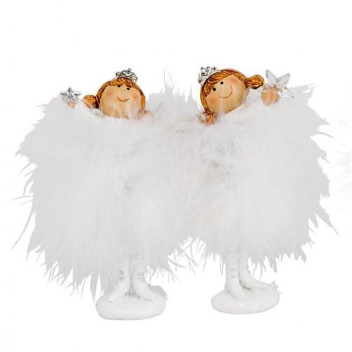 Andělé v peří 2 ks -...